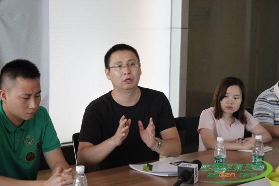 太氧谷营销总监刘总